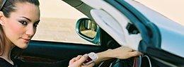 Woman driver