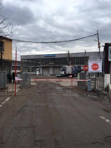 Avtoremont Dupnitza, barrier Eva