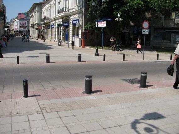 Municipality Rouse, Vigilant 500