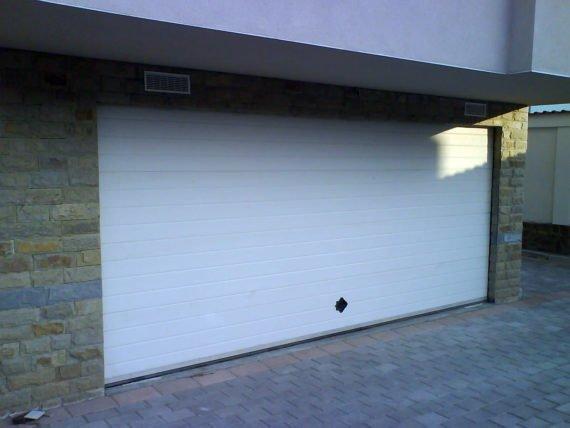 Residential Sectional Door