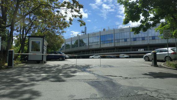 Национален стадион Васил Левски, бариери EVA